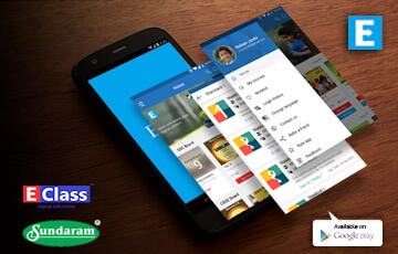 Mobile UI and UX for Sundaram EClass