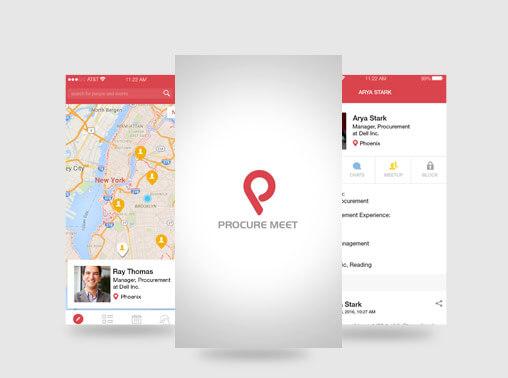Procure Meet Mobile App